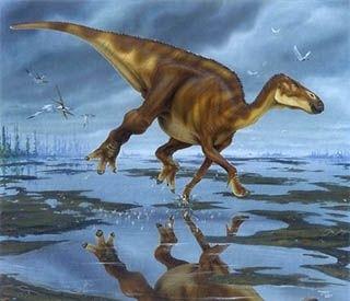 Hadrosaurul