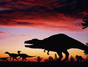 Cercetatorii au gresit perioada in care au disparut dinozaurii cu 300.000 de ani