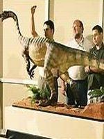 O noua specie de dinozaur descoperita in Brazilia