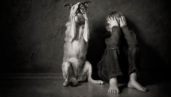Cele mai frumoase imagini cu animale şi copii, aparţinând fotografilor micuţi din lumea întreagă - Galerie Foto