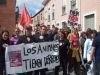 Iubitorii de animale iau atitudine: demonstratie in Spania impotriva unei traditii sangeroase