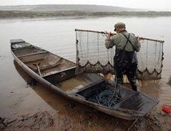 Pescuitul interzis pe cel mai mare lac cu apa dulce din China