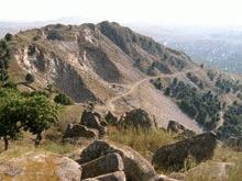 Turism ecvestru in Parcul National Muntii Macinului