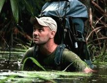 Primul om care a mers de-a lungul Amazonului