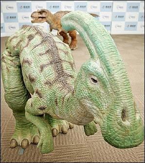 Dinozaurii , din nou printre noi