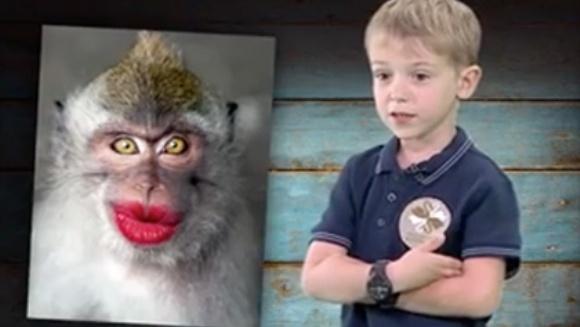 Un băiețel de doar 5 ani a fost angajat la o grădină zoologică din Rusia