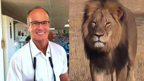 Scrisoarea stomatologului care l-a omorât pe celebrul Cecil