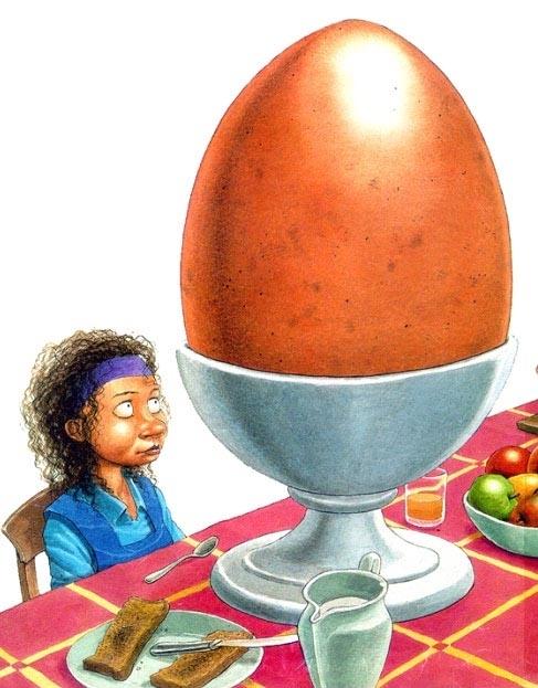 Cel mai mare ou din lume