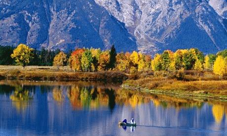 SUA: Parc national de vanzare