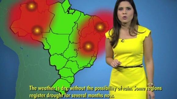 Cel mai înspăimântător grafic din lume – cum va fi vremea în 2050
