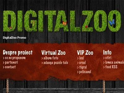 Digital Zoo - Imagini LIVE din Gradina Zoologica Bucuresti