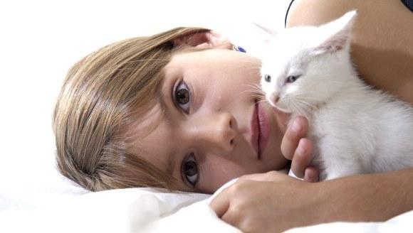 6 modalităţi prin care pisica îţi arată că se simte parte din familie