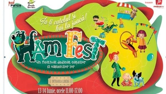 HamFest Festivalul dedicat cățeilor și oamenilor lor!