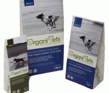 OrganiPets: mancarea bio pentru animale de companie (P)
