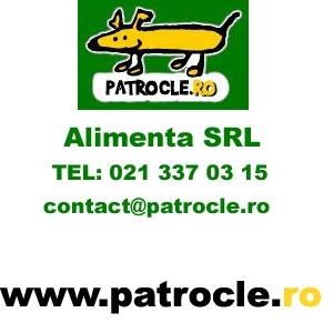 Bucuresti: PATROCLE - hrana si accesorii pentru animale
