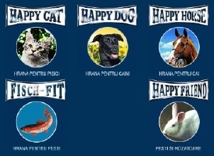 Brasov: DYNAVIT - hrana pentru animale