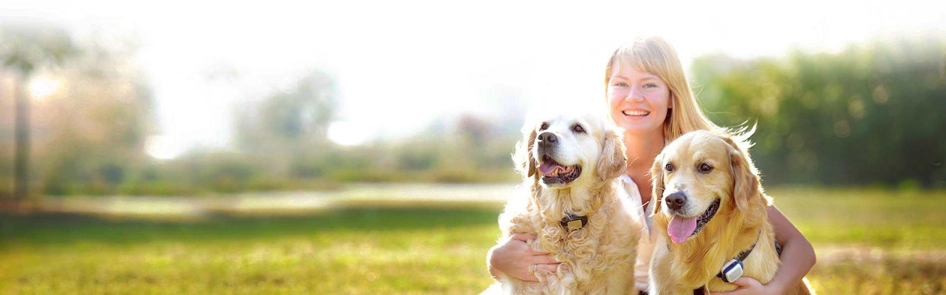 Înainte şi după – Câini care au crescut împreună cu stăpânii lor. Fotografii emoţionante (Galerie Foto)