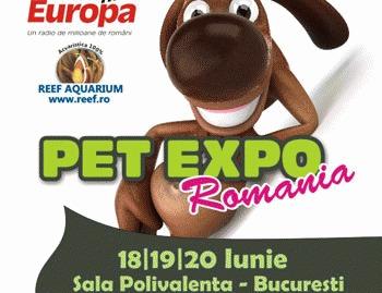 PetExpo Romania - Sala Polivalenta 18-20 iunie