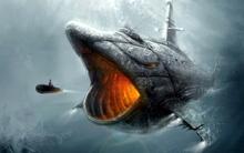 O viziune de-a lui Jules Verne a devenit realitate! Imagini de coșmar pe fundul oceanului!