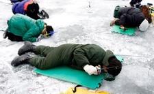Descoperire UIMITOARE: o lume întreagă sub gheața Antarcticii - VIDEO