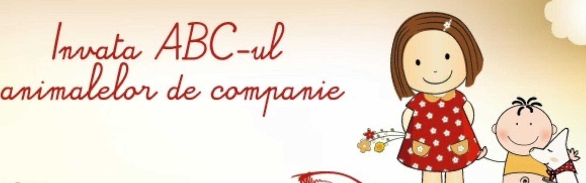 ABC-ul îngrijirii animalelor de companie, un proiect despre animale, iubit de copii